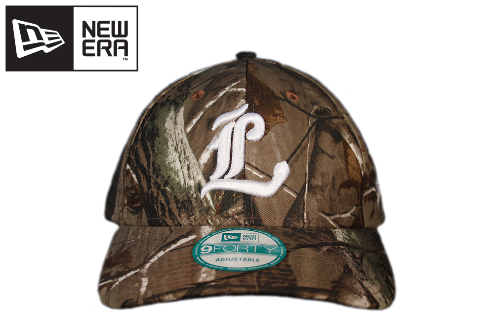 Majors New Era IBL Camo Realtree 9FORTY Hat 01069b017e0