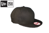 Majors New Era IBL Black Flawless Snapback 9FIFTY Hat