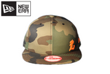 Majors New Era IBL Camo Flawless Snapback 9FIFTY Hat