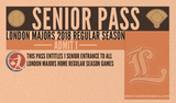 2018 Senior Season Pass