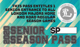 2020 Senior Season Pass