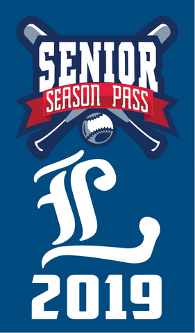 2019 Senior Season Pass