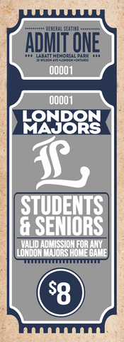 Seniors Ticket