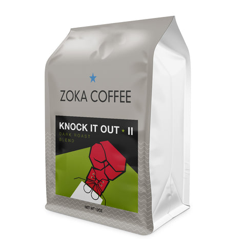 Knock It Out Blend II - Dark Roast