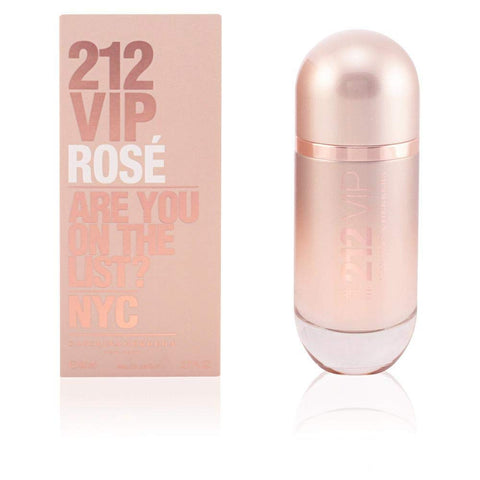 W CAROLINA HERRERA 212 VIP ROSE 2.7 OZ EDP SPRY (Free Shipping)