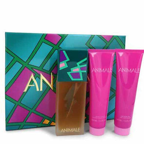 SET W ANIMALE 3 PC