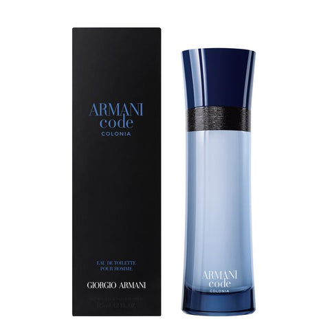 M ARMANI CODE COLONIA 4.2 FL.OZ (125 ML)EDT SPY