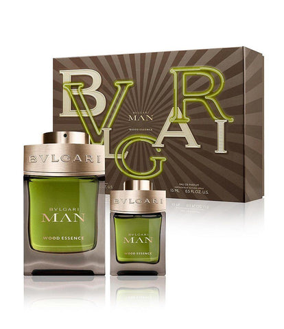 SET M BVLGARI MAN WOOD ESSENCE 2 PC