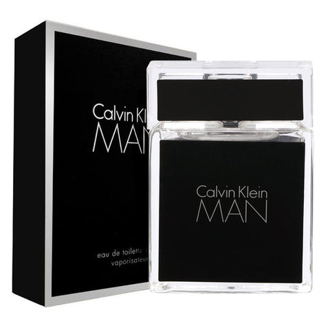 M CALVIN KLEIN MAN 3.4 FL.OZ (100 ML) EDT SPRY