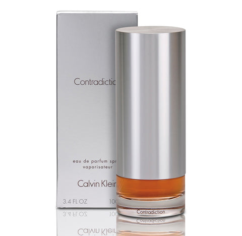 W CALVIN KLEIN CONTRADICTION 3.4OZ EDP SPY
