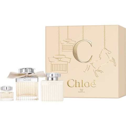 SET W CHLOE EDP 3 PC