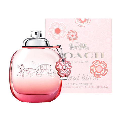 W COACH FLORAL BLUSH 3 FL.OZ (90 ML) EDP SPRY (Free Shipping)