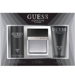 SET M GUESS SEDUCTIVE HOMME 3PC