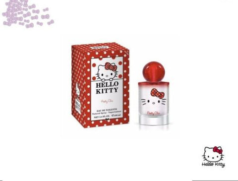 HELLO KITTY PRETTY CHIC 2.5 OZ(Free Shipping)