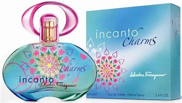 W INCANTO CHARMS BY SALVATORE FERRAGAMO 3.4 OZ (100 ML)