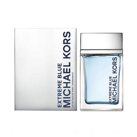 M MICHAEL KORS EXTREME BLUE 4.0 FL.OZ (120 ML) EDT SPRY
