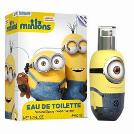 B DISNEY MINIONS 3.4OZ(100 ML) EDT SPY
