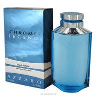 AZZARO CHROME LEGEND 4.2OZ EDT SPY MEN (Free Shipping)
