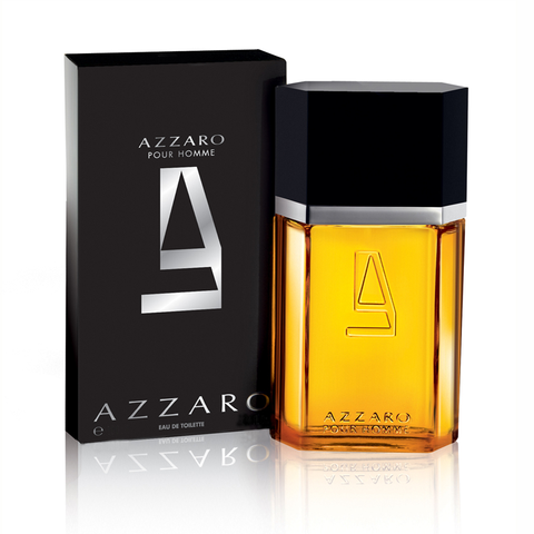 AZZARO POUR HOMME 3.4OZ EDT SPY REFILLABLE (Free Shipping)