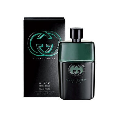 GUCCI GUILTY BLACK 3 FL.OZ  EDT SPY (Free Shipping)