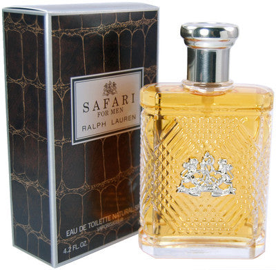 RALPH LAUREN SAFARI 4.2oz EDT SPY (Free Shipping)