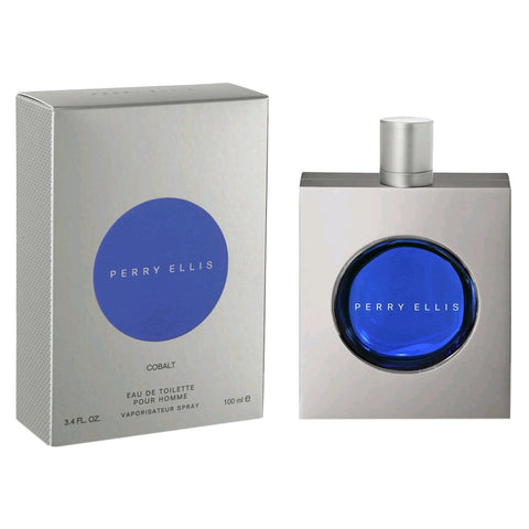 PERRY ELLIS PERRY ELLIS COBALT 3.4 FL.OZ  EDT SPRY(Free Shipping)