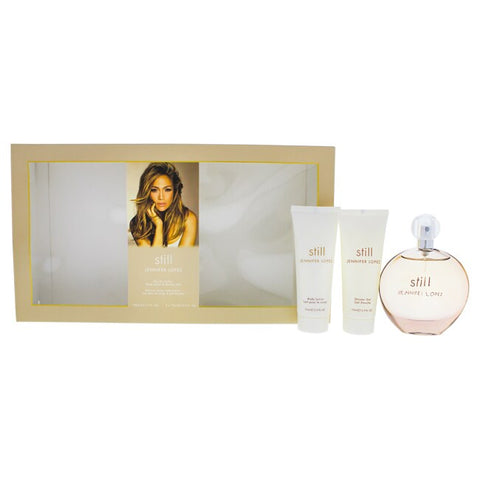 SET W JENNIFER LOPEZ STILL 3 PC (Free Shipping)