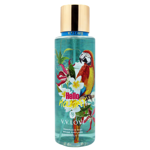 W V.V.LOVE HELLO HOLIDAY MIST 8.4 FL.OZ (250 ML) SPRY