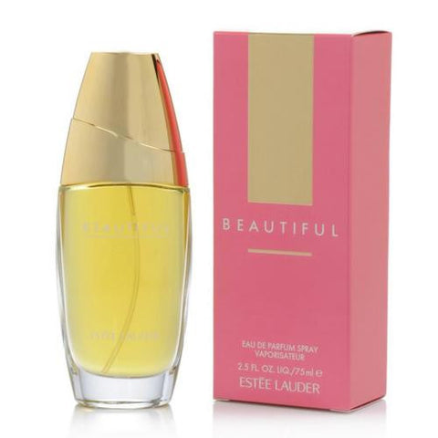 W ESTEE LAUDER BEAUTIFUL 2.5OZ EDP SPY