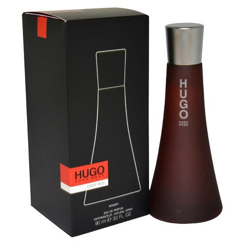 W HUGO BOSS DEEP RED 3 OZ EDP SPY