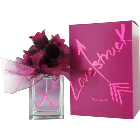 W VERA WANG LOVESTRUCK 3.4 OZ (100 ML)