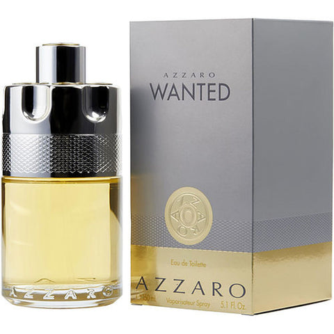 AZZARO WANTED 5.1 OZ EDT SPRY (Free Shipping)