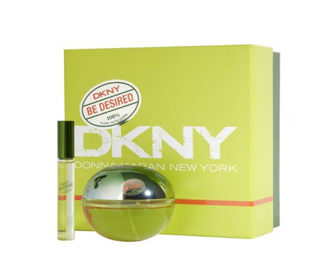 SET W DKNY BE DESIRED 2 PC (Free Shipping)