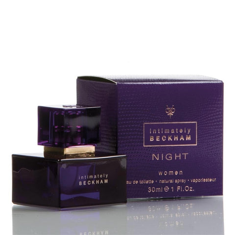 W DAVID BECKHAM INTIMATELY NIGHT 1.7 EDT SPY