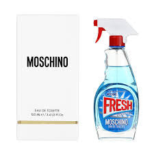W MOSCHINO FRESH COUTURE 3.4 OZ (100 ML) EDT SPRY