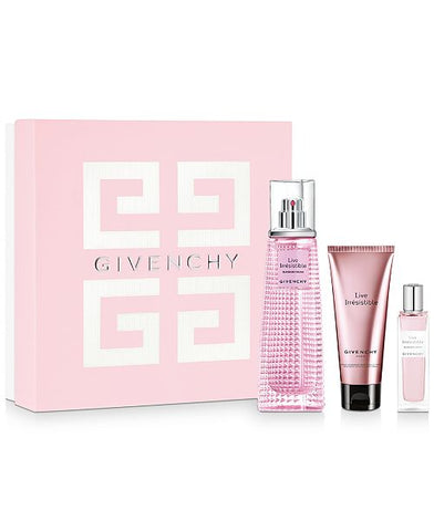 SET W GIVENCHY LIVE IRRESISTIBLE BLOSSOM CRUSH 3 PC