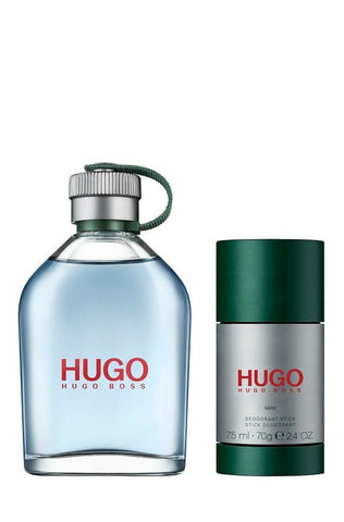 SET M HUGO BOSS HUGO 2 PC (Free Shipping)