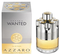 AZZARO WANTED 3.4 OZ EDT (Free Shipping)