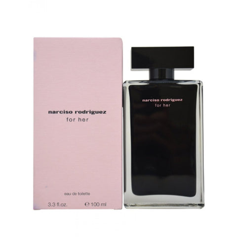 W NARCISO RODRIGUEZ EDT SPY 3.4 OZ(100ML) SPY