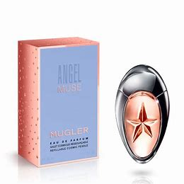 W THIERRY MUGLER ANGEL MUSE 3.4 OZ(100 ML) EDP (REFILLABLE)