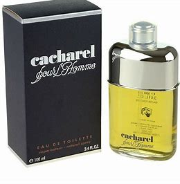 CACHAREL POUR HOMME 3.4 OZ EDT (Free Shipping)
