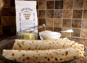 Potato Lefse Mix