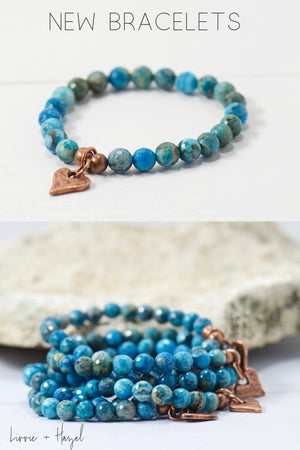 Materials | New Copper Bracelets