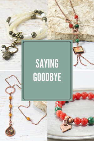 Studio News | Saying Goodbye