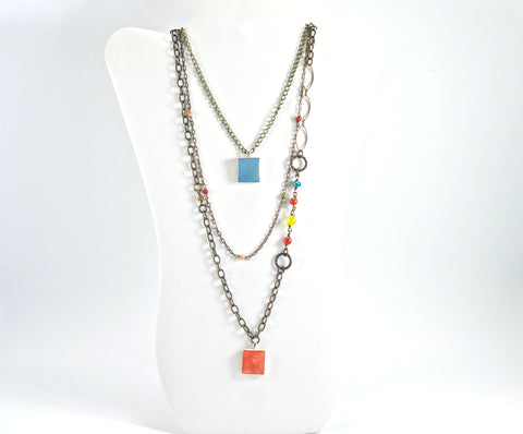 Signature Collection Layering Necklaces
