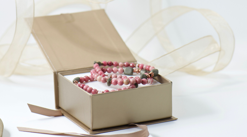 limited edition gemstone bracelet gift for her bohemian style jewelry