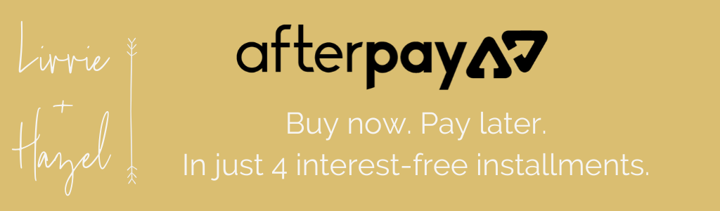 buy now pay later with afterpay | gemstone jewelry for the boho momma