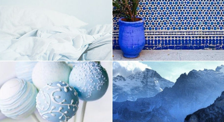 inspiration | all things blue, bohemian
