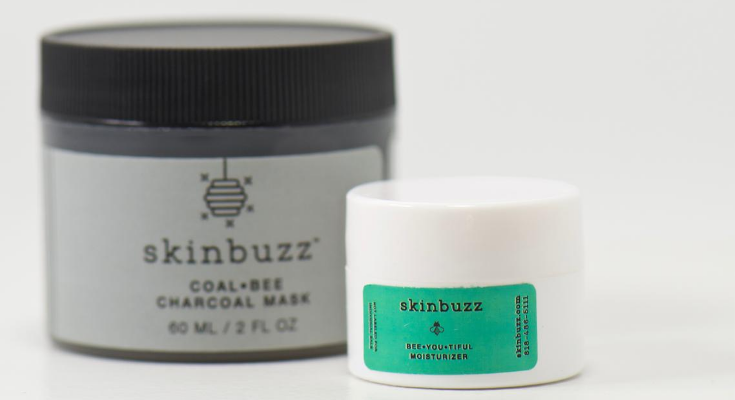skinbuzz charcoal facial mask for the momma