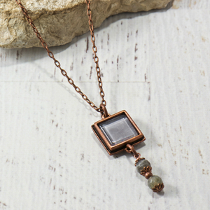 Willow Labradorite Necklace